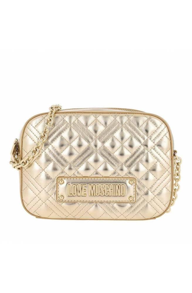 LOVE MOSCHINO Bolsa Mujer Platino - JC4208PP0AKA0900