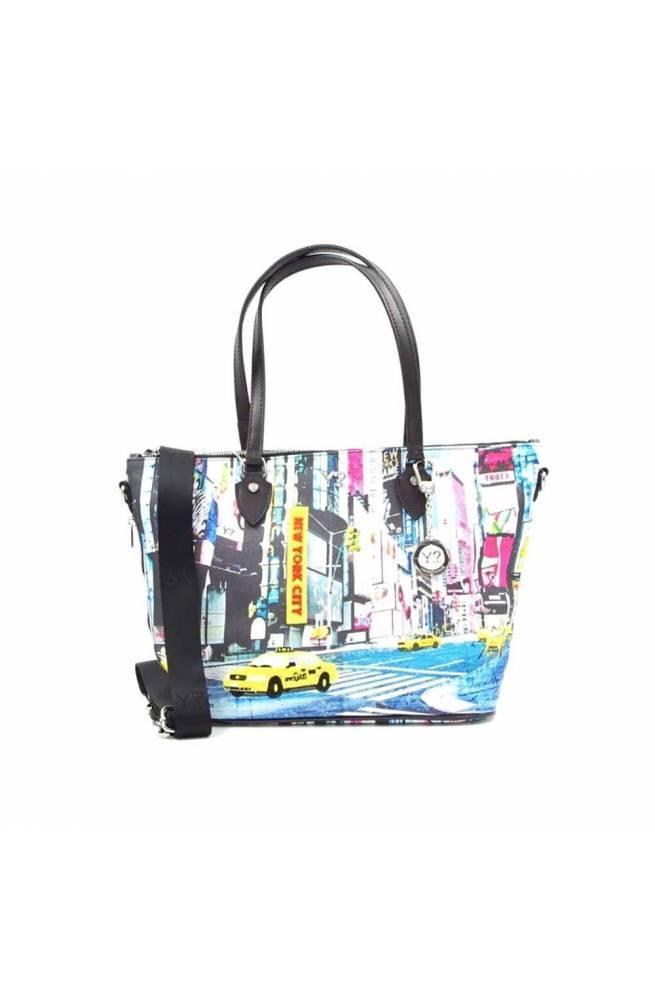 YNOT Bolsa POP Mujer Multicolor - POP-396S0-BLACK