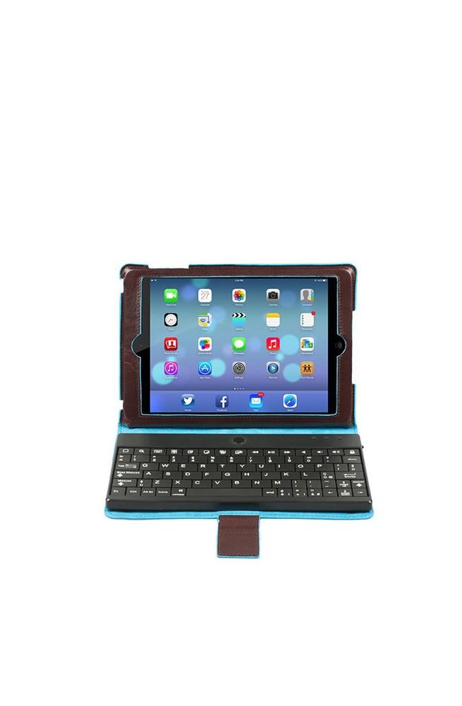 Custodia Piquadro in pelle per iPad min/iPad mini3 con tastiera ac3199b2-r-ita