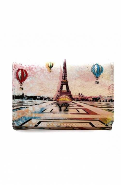 YNOT Wallet POP Female Multicolor - POP-346S0-PINK