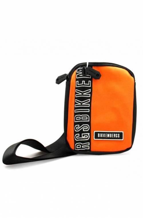 BIKKEMBERGS Bolsa GUM Hombre Naranja - E2APME170012040