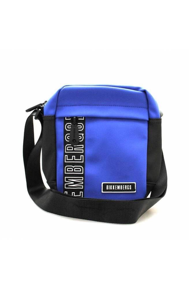BIKKEMBERGS Bolsa GUM Hombre Azul negro - E2APME170022180