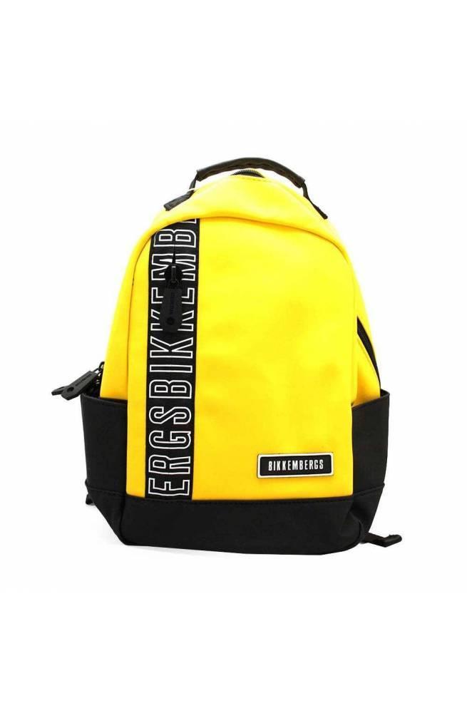 BIKKEMBERGS Backpack GUM Male Yellow - E2APME170095030