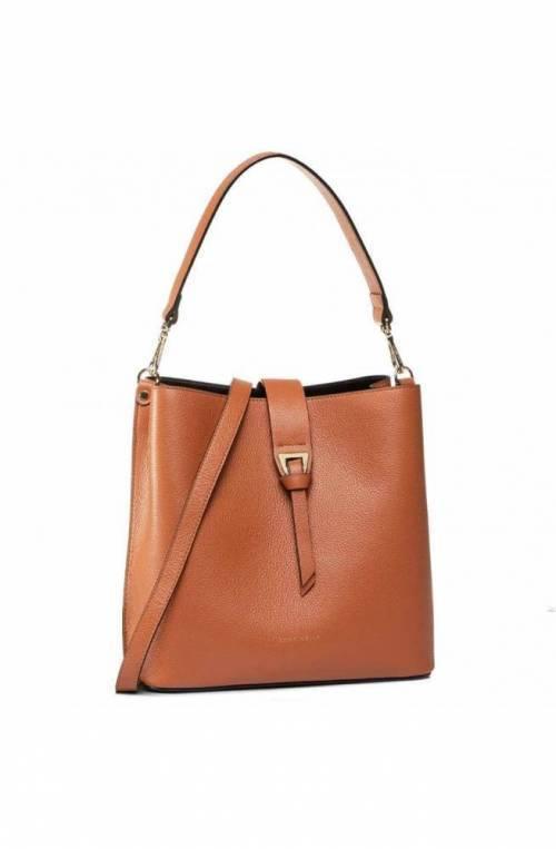 COCCINELLE Bolsa Alba Mujer Cuero Tan - E1F55130101W09