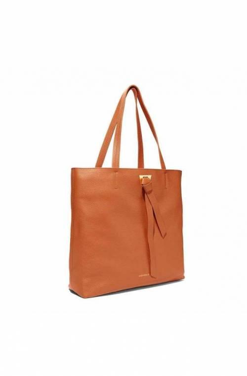 COCCINELLE Bag Joy Female Tote Leather Tan - E1FL5110101W09
