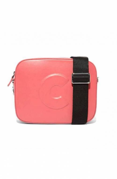 COCCINELLE Bag Tebe Soft Female Strap BOUGANVILLE - E5FV355M303P39