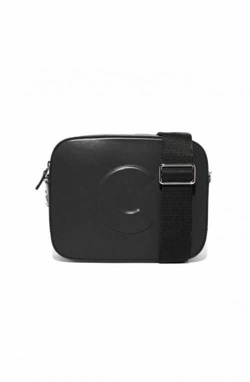 COCCINELLE Bag Tebe Soft Female Strap Black - E5FV355M303001