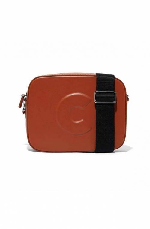 COCCINELLE Bag Tebe Soft Female Strap Tan - E5FV355M303W09