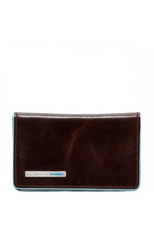PIQUADRO Porta tarjetas de visita Blue Square - PP1263B2-MO
