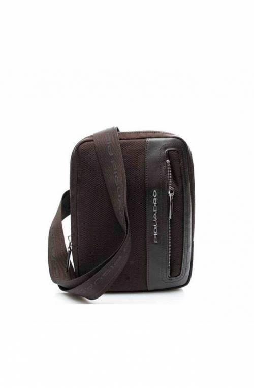 PIQUADRO Tasche Link Herren Umhängetasche Braun - CA3084LK2-TM