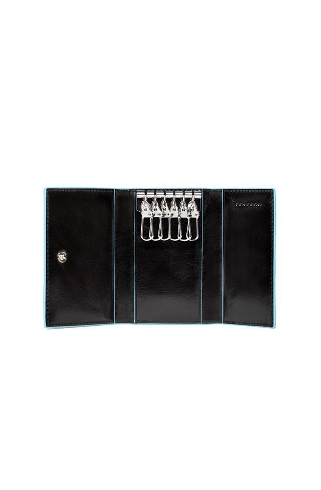 Portachiavi PIQUADRO Blue Square Unisex - PC1396B2-N