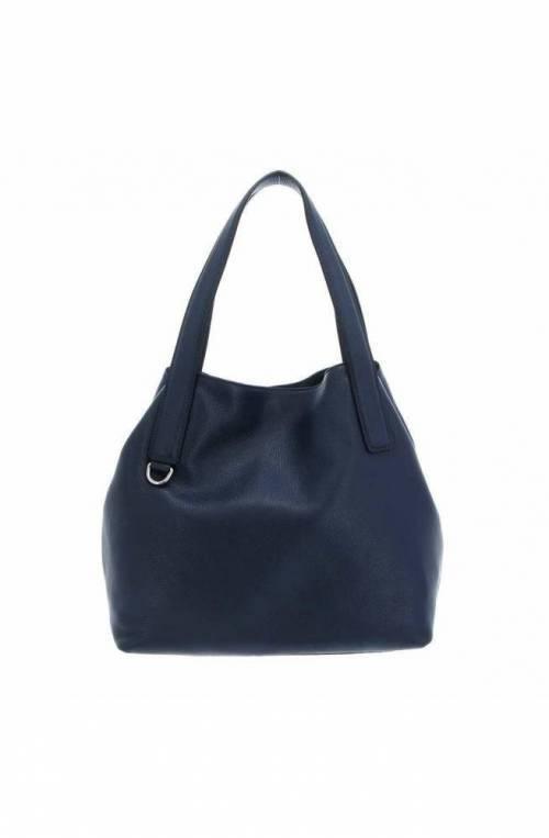 COCCINELLE Bolsa MILA Mujer Cuero Azul - E1GE5110201B12