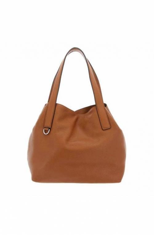 COCCINELLE Bolsa MILA Mujer Cuero Caramelo - E1GE5110101W03