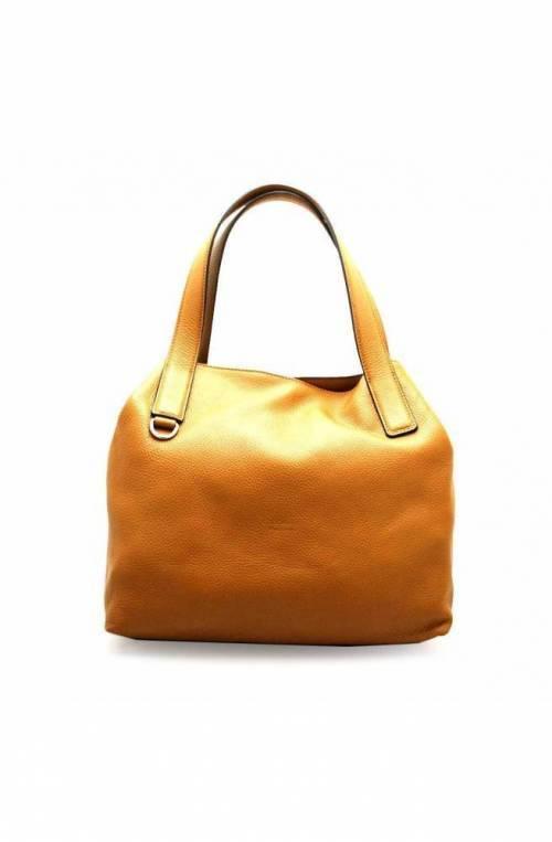 COCCINELLE Bolsa MILA Mujer Cuero Caramelo - E1GE5110201W03
