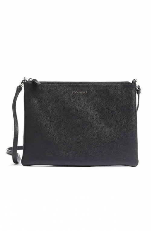 COCCINELLE Bag MINI BAG Female Leather Black - E5GV355F407001
