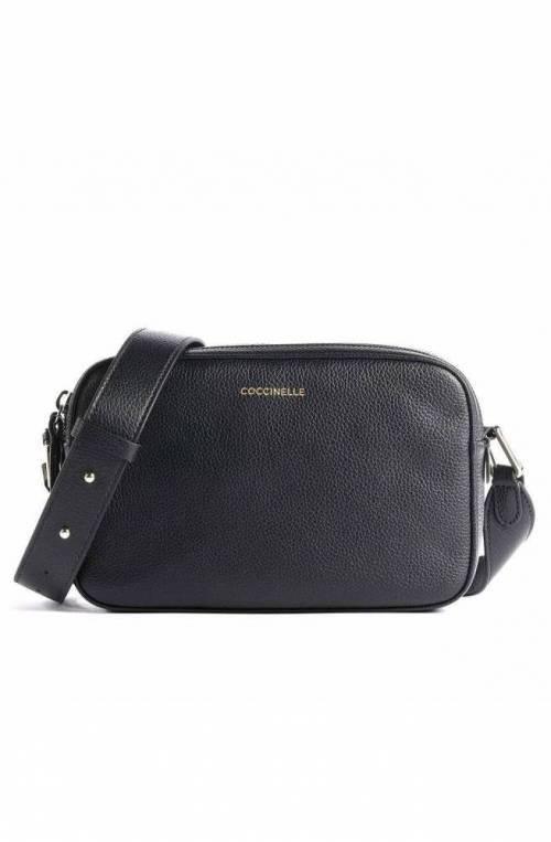 COCCINELLE Bolsa RENDEZ-VOUS Mujer Cuero Negro - E1GT0150101001