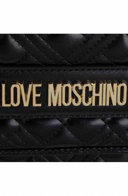 LOVE MOSCHINO Backpack Female Black - JC4004PP1ALA0000