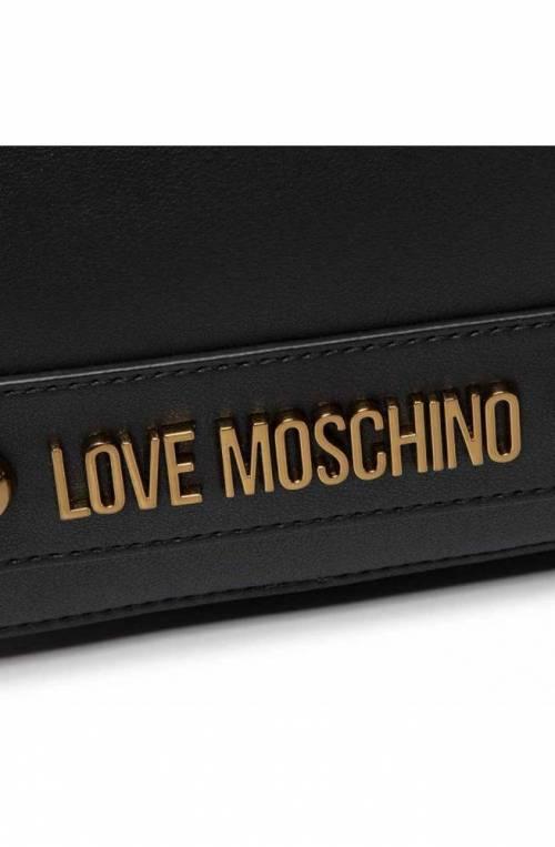 Zaino LOVE MOSCHINO Donna Nero - JC4028PP1ALD0000