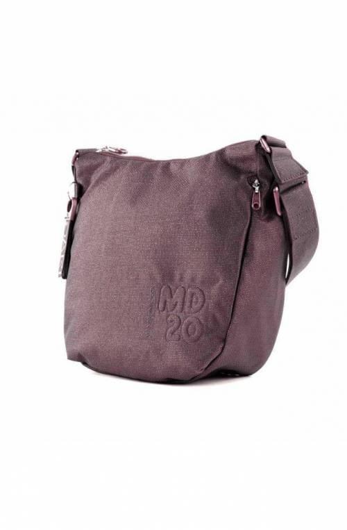 Mandarina Duck Bag LUX Female Blackberry - P10QNTV126P