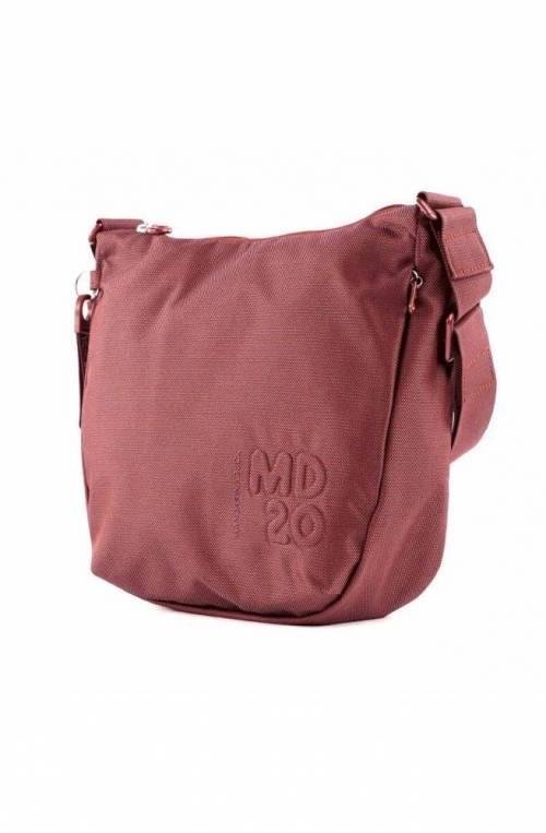 Mandarina Duck Bag MD20 Female Cross body bag Cabernet - P10QMTV126N