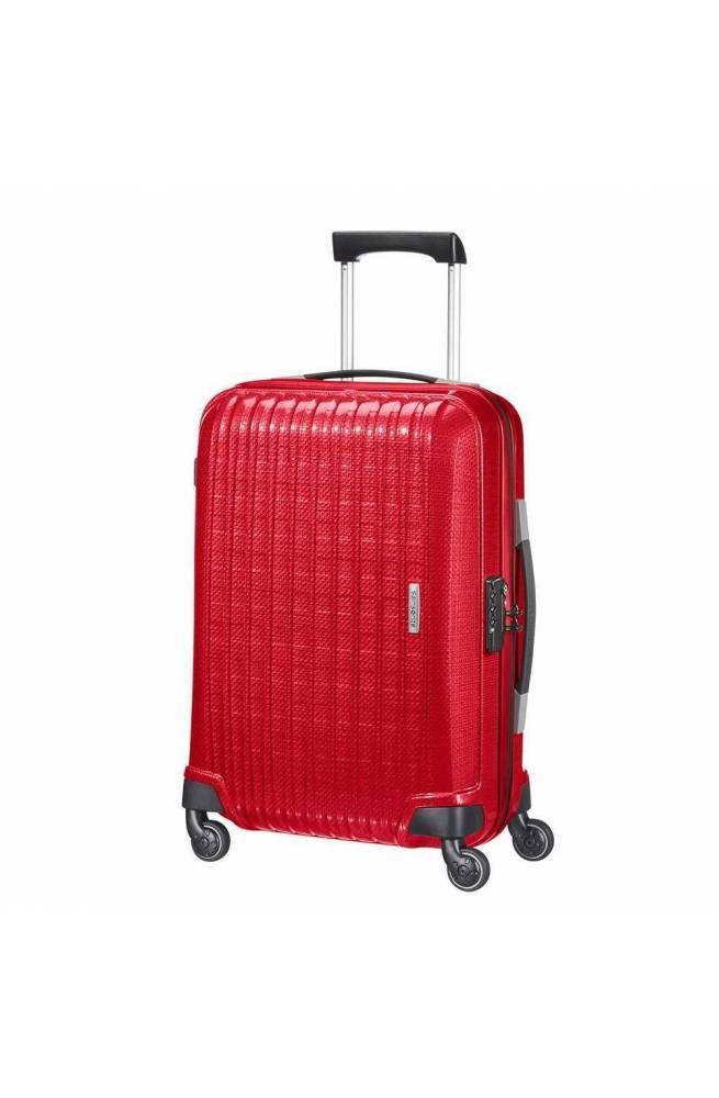 Trolley SAMSONITE CHRONOLITE Curv Rosso Bagaglio a mano - 40U-60001