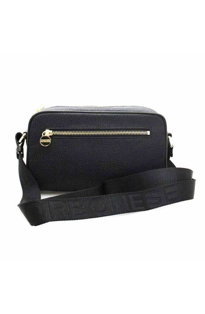 BORBONESE Tasche Damen Schwarz - 934115-I15-100