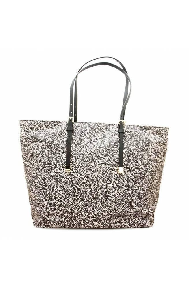 BORBONESE Tasche Damen Op.Classic Schwarz - 934060-X99-X11
