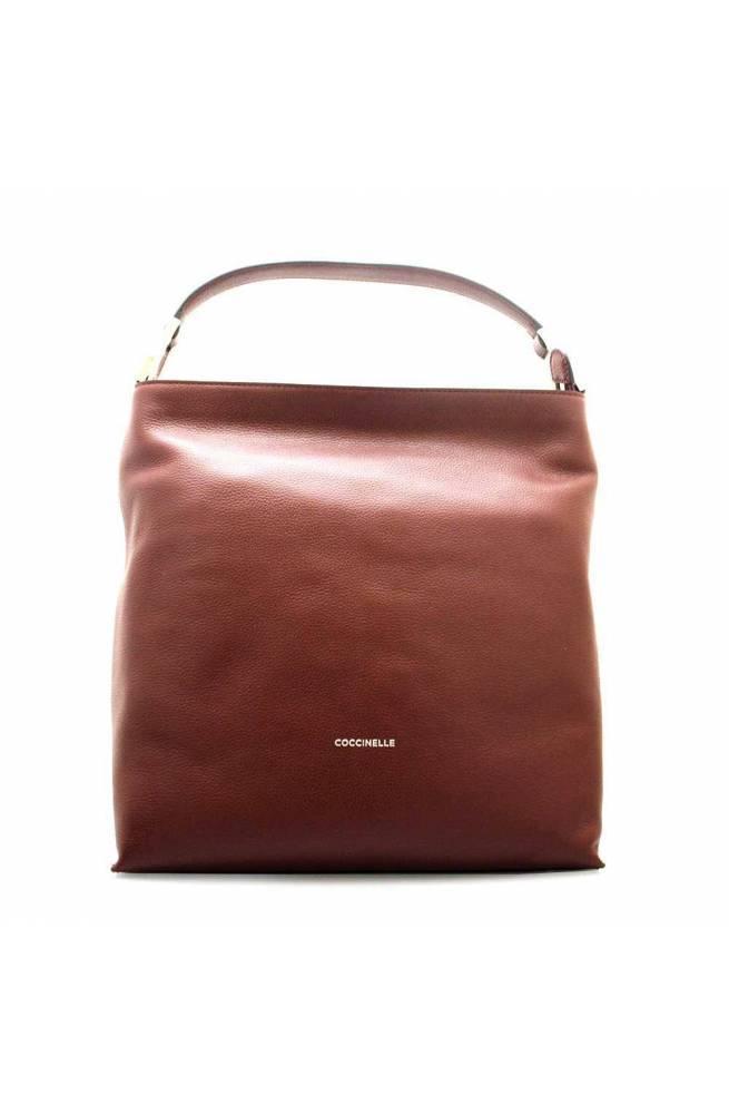 COCCINELLE Bolsa KEYLA Mujer Cuero Marsala - E1GI0130201R22