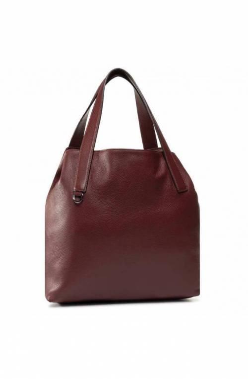 COCCINELLE Bolsa MILA Mujer Cuero Marsala - E1GE5110101R22