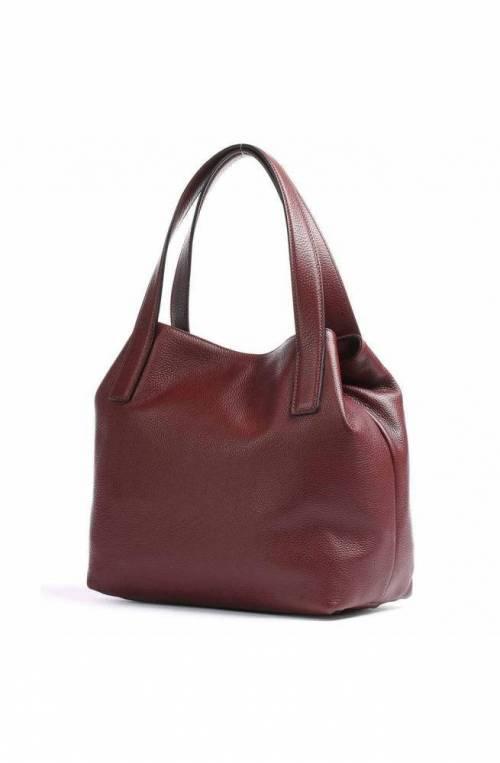 COCCINELLE Bolsa MILA Mujer Cuero Marsala - E1GE5110201R22