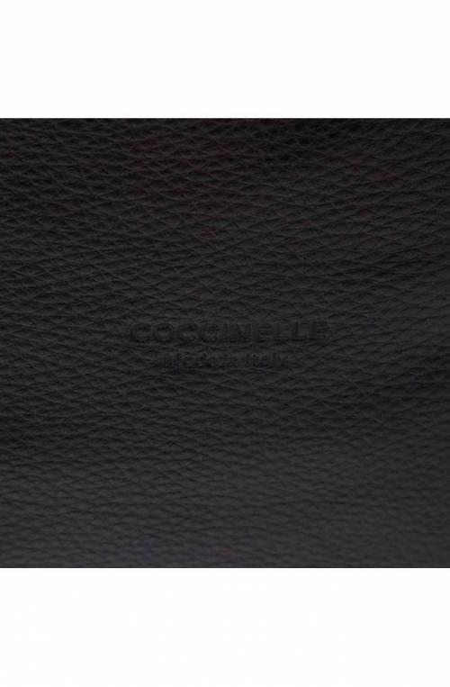 COCCINELLE Bolsa MILA Mujer Cuero Negro - E1GE5110201001
