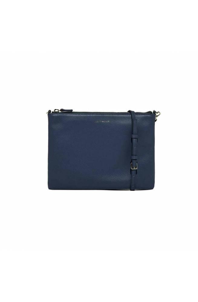 Borsa COCCINELLE MINI BAG Donna Pelle Blu - E5GV355F407B12