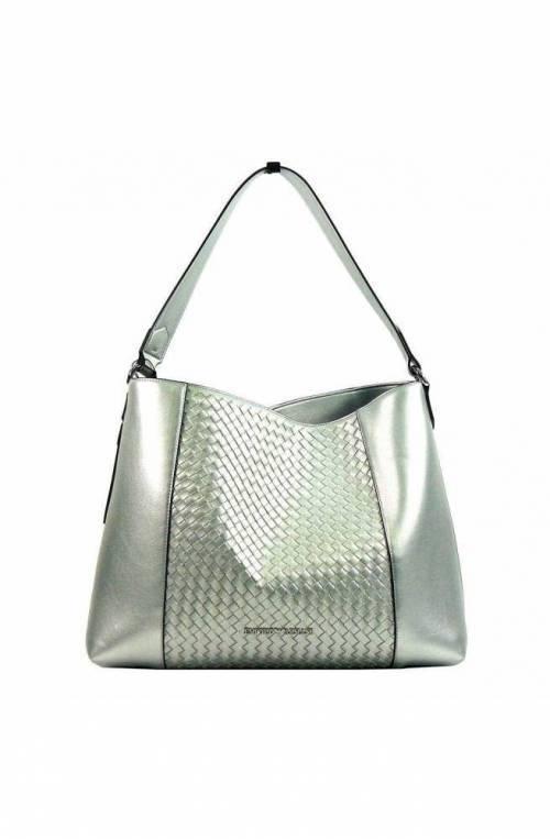 Emporio Armani Bag Female Silver - Y3E135-YGF1E-80063