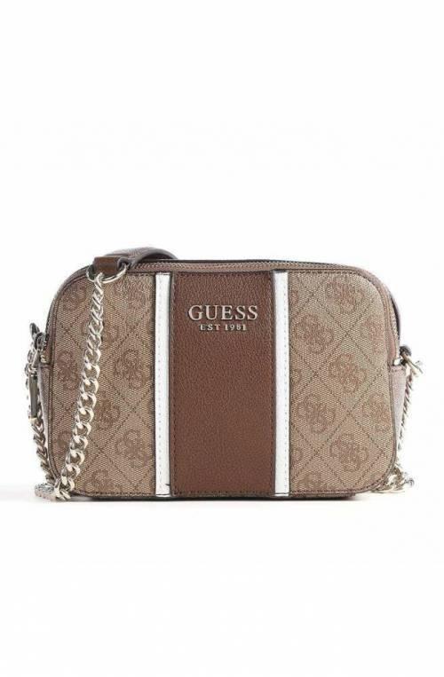 GUESS Bag CATHLEEN Female Brown- HWSG7737690BRO