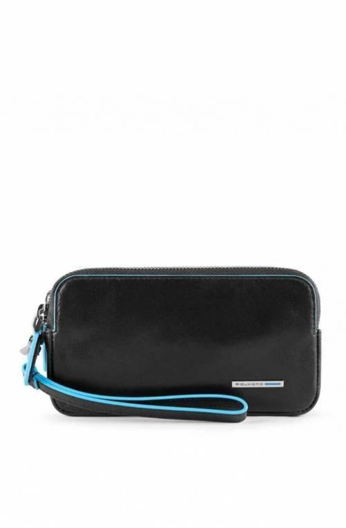 PIQUADRO Bag Unisex Leather Black - AC5186B2-N