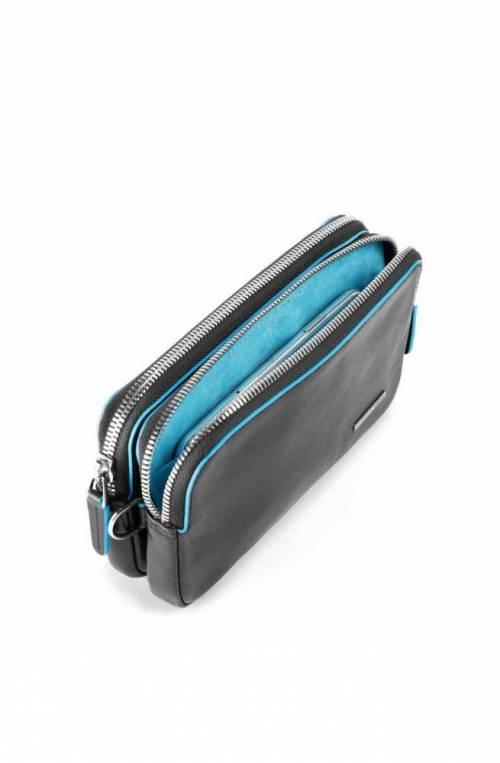 PIQUADRO Bag Unisex Leather Black - AC5187B2R-N
