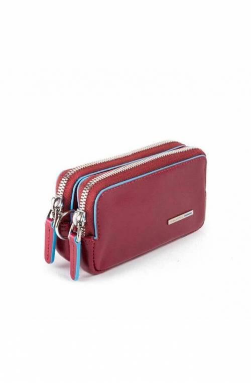 PIQUADRO Bag Unisex Leather Red - AC5186B2-R