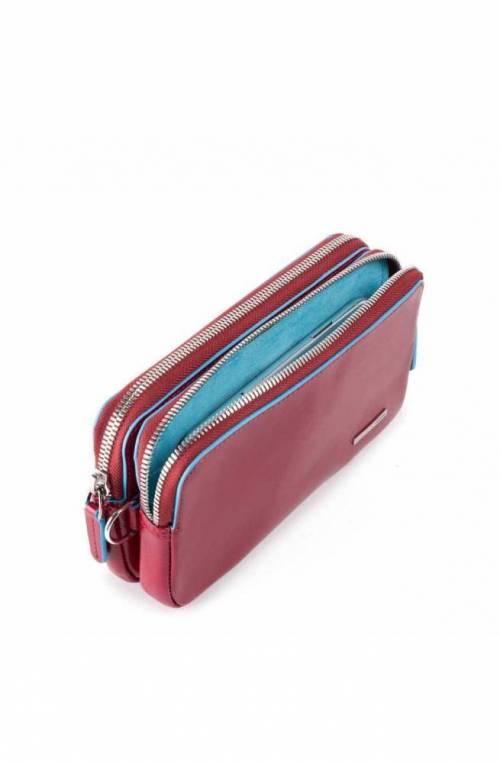PIQUADRO Bag Unisex Leather red - AC5187B2R-R