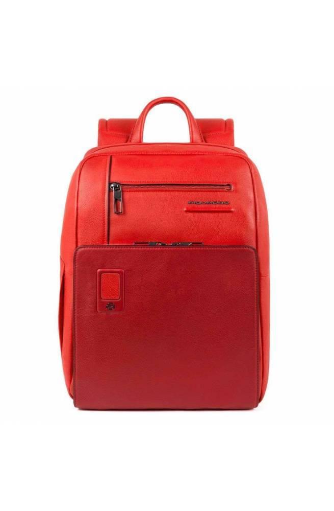 Zaino PIQUADRO Akron Uomo rosso personalizzabile - CA3214AO-R