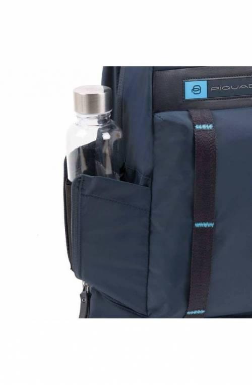 PIQUADRO Backpack PQ-Bios regenerated nylon yellow - CA4545BIO-G