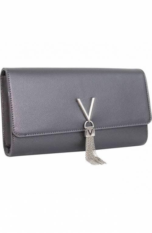 VALENTINO Bag DIVINA Ladies Gunmetal - VBS1R401G-CAN