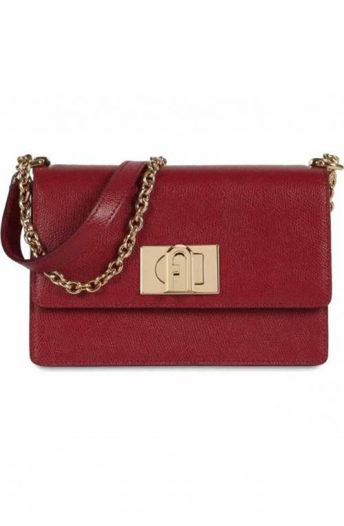 FURLA Bag 1927 Female Leather Cherry - BAFKACO-ARE000-CGQ00