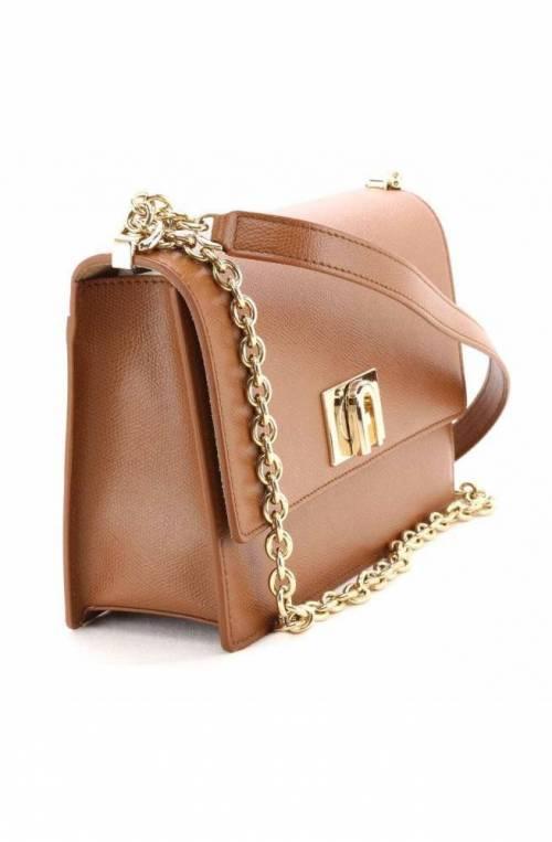 FURLA Bag 1927 Female Leather Cognac - BAFIACO-ARE000-03B00