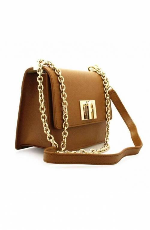 FURLA Bag 1927 Female Leather Cognac - BAFKACO-ARE000-03B00