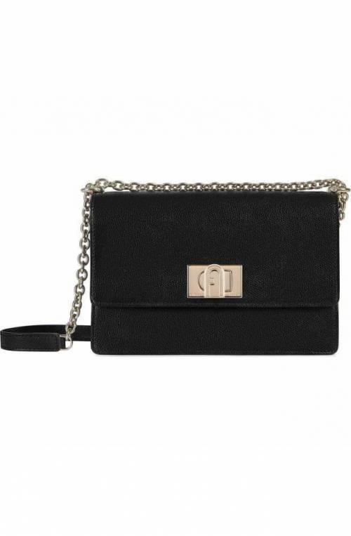 FURLA Bag 1927 Female Leather Black - BAFIACO-ARE000-O6000