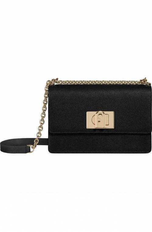 FURLA Bag 1927 Female Leather Black - BAFKACO-ARE000-O6000
