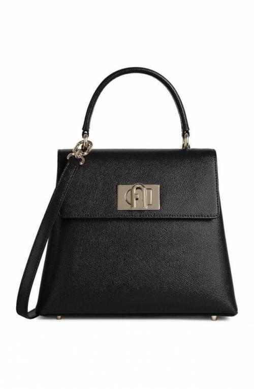 FURLA Bolsa 1927 Mujer Cuero Negro - BAKPACO-ARE000-O6000
