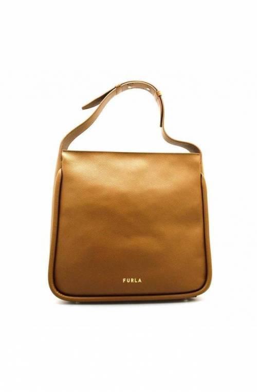 FURLA Bag ESTER Female Leather Cognac - WB00015-VOD000-03B00