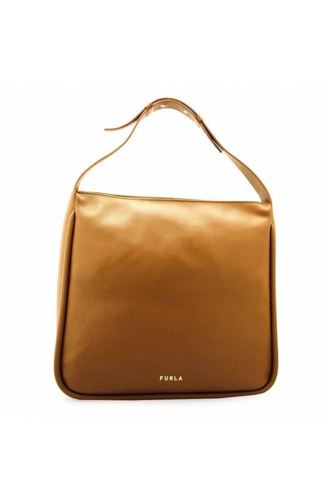 FURLA Tasche ESTER Damen Leder Cognac - WB00067-VOD000-03B00
