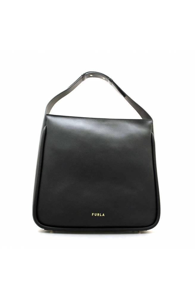 FURLA Bag ESTER Female Leather Black - WB00067-VOD000-O6000